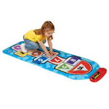 Constructive Playthings Hop and Learn Mat
