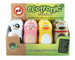 These Ecotronic Flashlights are Fantastic for Halloween!