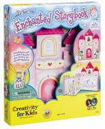 Create Your Own Enchanted Storybook by Creativity for Kids, Review & Giveaway