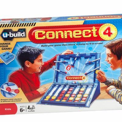 U-Build Connect 4 by Hasbro