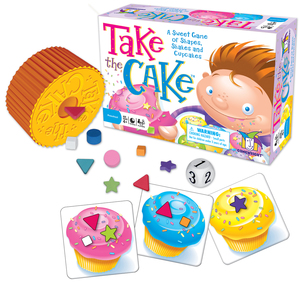Take the Cake by Gamewright