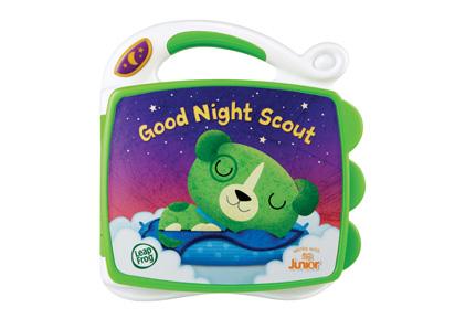 Good Night Scout Book & Twinkle Twinkle Little Scout