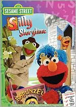 Sesame Street Silly Storytime DVD Giveaway