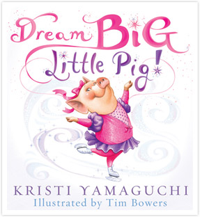 Dream Big Little Pig Book Review