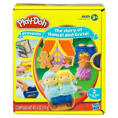 Fairy Tales and Play-Doh?