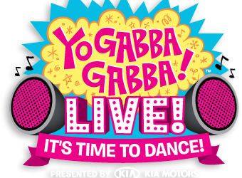 Yo Gabba Gabba Live! It's Time to Dance Tour!