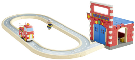 Richard Scarry Busytown Playset Contest