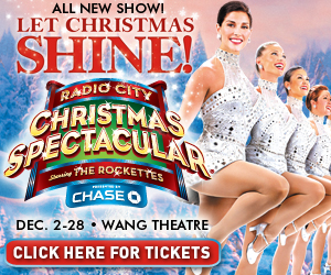 The Radio City Christmas Spectacular Show Featuring the Rockettes  in Boston – Contest & Discount Ticket Codes