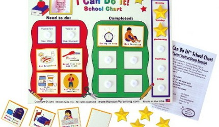 Temper Tantrums at Bedtime and the Reward Chart Secret Weapon