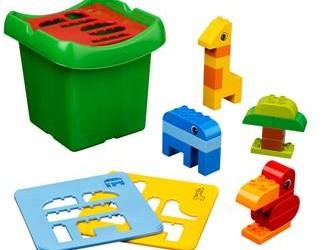 New LEGO Duplo Set – Shape Sorter Toy