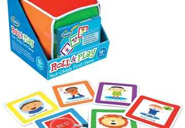 New Learning Game for Toddlers!
