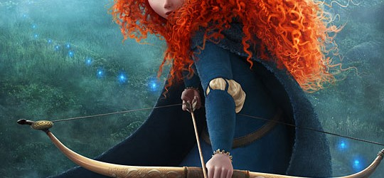 Disney Pixar <em>Brave</em>  Movie Review