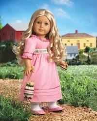 American Girl Caroline Abbott