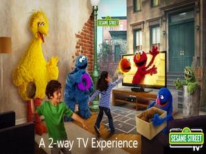 Xbox Kinect Sesame Street TV