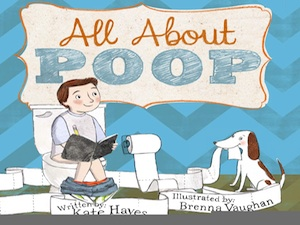 All About Poop is the Best Potty Training Book