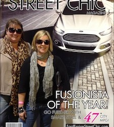 Are We Chic Enough for a 2013 Ford Fusion?