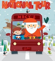 Santa at Macys!