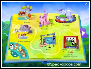 Speakaboos is a Fun Way to Promote Literacy For Preschoolers
