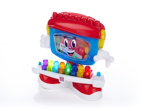 Billy Beats: A Toddler's First Musical Instrument