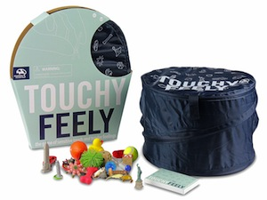 """""""Touchy Feely"""" Game from Marbles The Brain Store"""