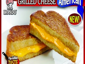 MJ Brando Grilled Cheese Sandwiches (Giveaway)