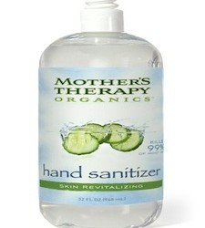 Mothers Therapy Organics Natural Hand Sanitizer
