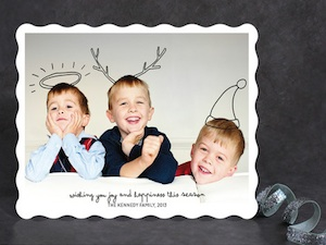 Ready to Order Your Holiday Photo Cards? (Giveaway)