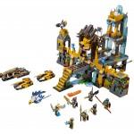 LEGO Lion Chi Temple