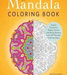 The Mandala Coloring Book Review & Giveaway