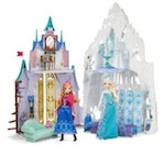 Disney Frozen Castle and Ice Palace Playset by Mattel