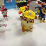 Rubble Paw Patrol Toys