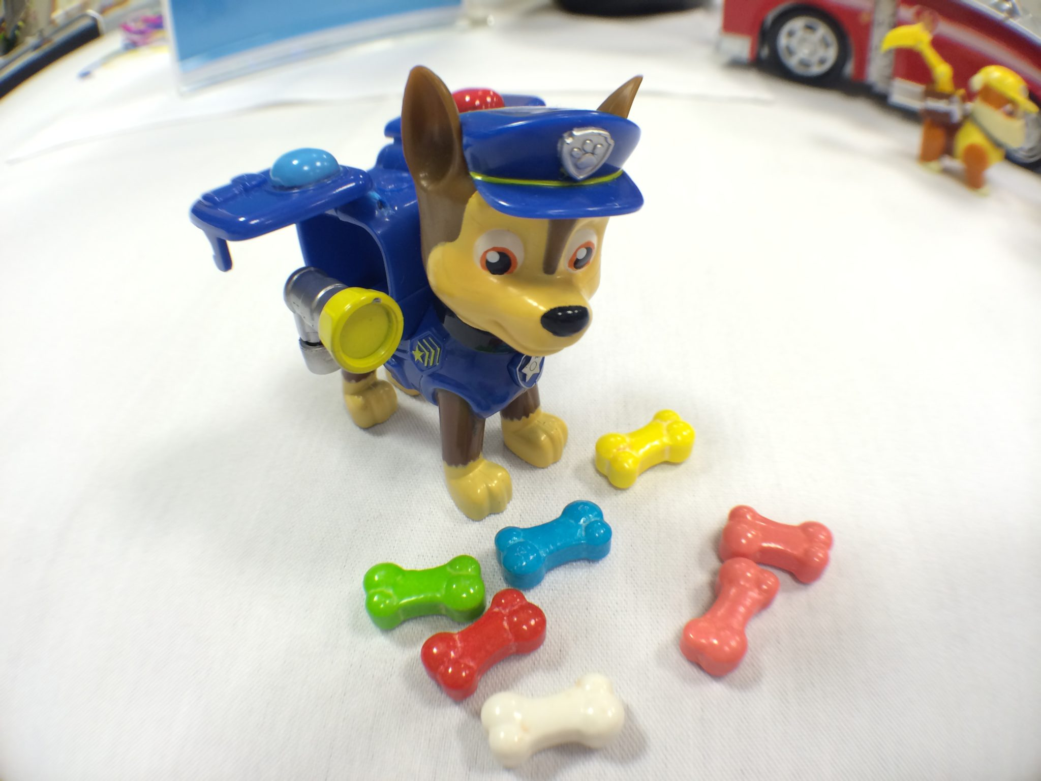 Paw Patrol Toy For Everyone : Chase paw patrol toys from spinmaster toyqueen