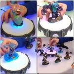 new skylanders swap force, toyqueen, toy fair 2014