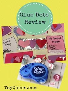 glue dots review