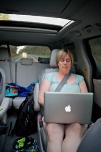 Keri Wilmot, Toyota Sienna Review, #SiennadDiaries
