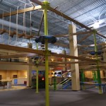 Indoor Ropes Course Great Wolf Lodge New England