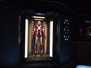 Iron Man Marvel's Avengers S.T.A.T.I.O.N.