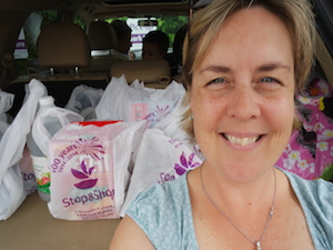 Stop and Shop Peapod Pick Up Review (Giveaway)   ToyQueen com