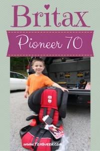 Britax Pioneer 70 Review