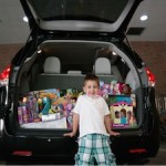 ToyQueen Donates $1200 In New Toys to Shriners Hospitals for Children Using the Toyota Sienna #SiennaDiaries
