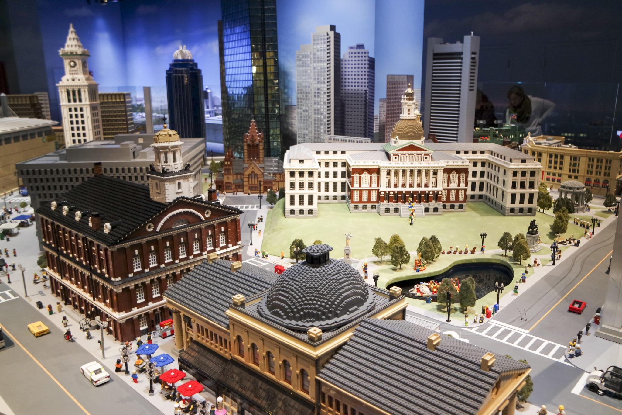 Legoland Discovery Center Boston Miniland Toyqueen Com