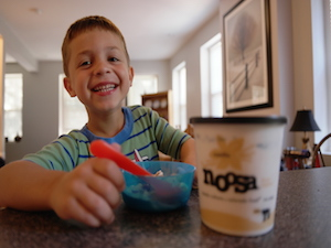 Noosa Yoghurt for Snacks and Dessert