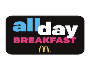 New McDonald's Breakfast Hours #McDPJParty