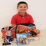 Celebrating Fun Zootopia Toys!
