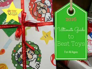 ToyQueen's Top Toys of Christmas for 2016