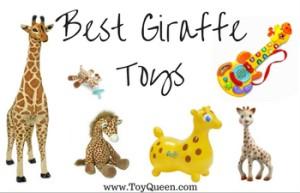 Best Giraffe Toys Inspired by April the Giraffe