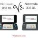What's the Difference Between the Nintendo 2DS XL and the Nintendo 3DS XL?