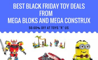 MEGA Bloks And Construx Black Friday Toy Deals At Toys R US