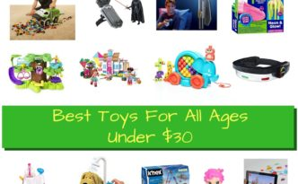13 Top Toy Gifts Under 30 For Kids Of All Ages
